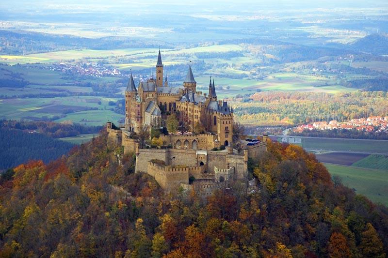 Tutti i colori del Baden-Württemberg