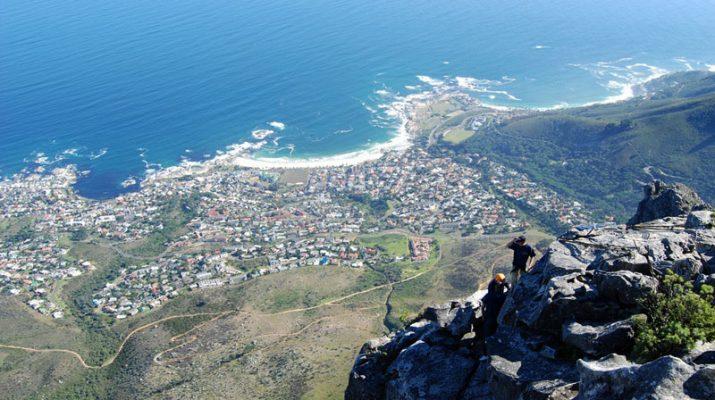 Foto Città del Capo, sport e adrenalina