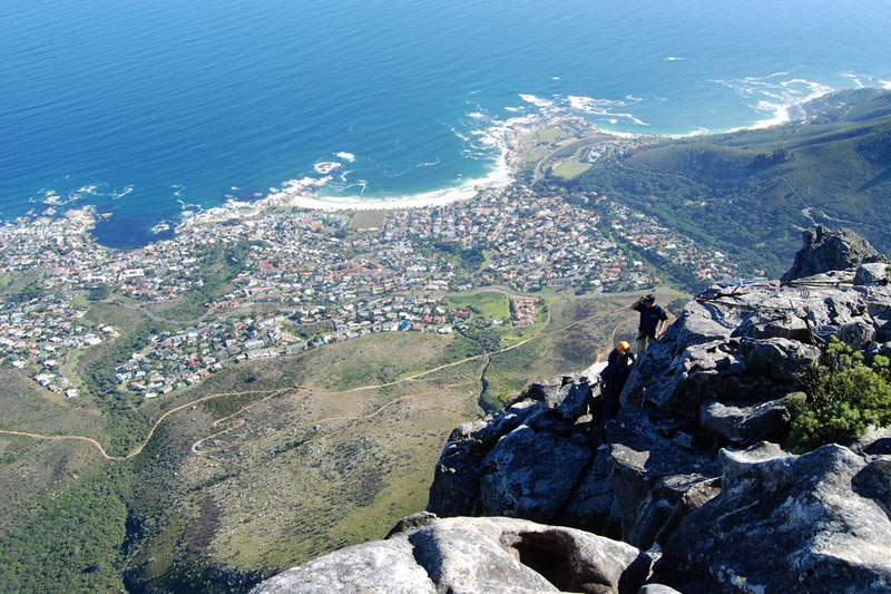 Città del Capo, sport e adrenalina