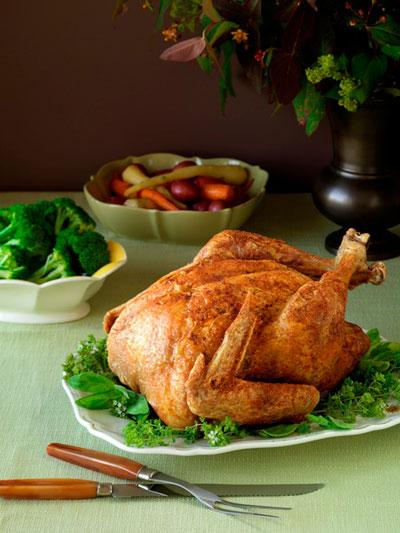 L'immancabile tacchino ripieno. Durante il Giorno del Ringraziamento, i ristoranti di Boston lo offrono ripieno in più varianti (foto: Flickr/cottonseedoil)