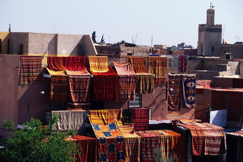 Marrakech: la magia di Jemaâ El Fna
