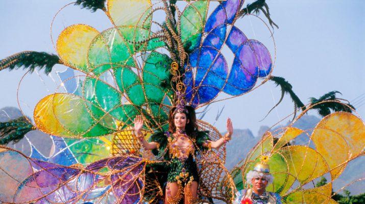 Foto Canarie, Carnevale al sole