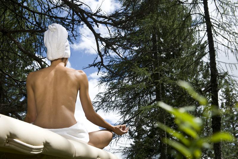 Trentino: la beauty farm è nei boschi
