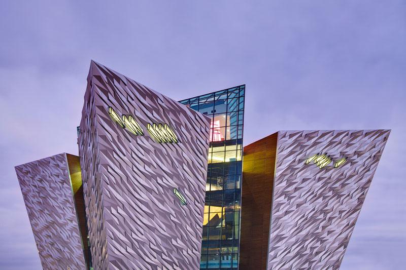 A Belfast per i cent'anni del Titanic