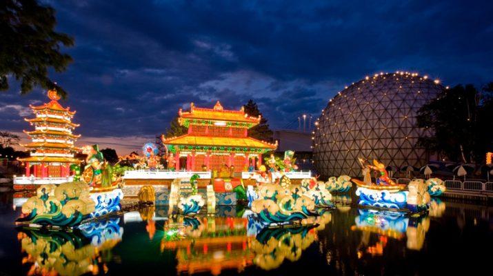 Foto Capodanno Cinese: la top ten 2013