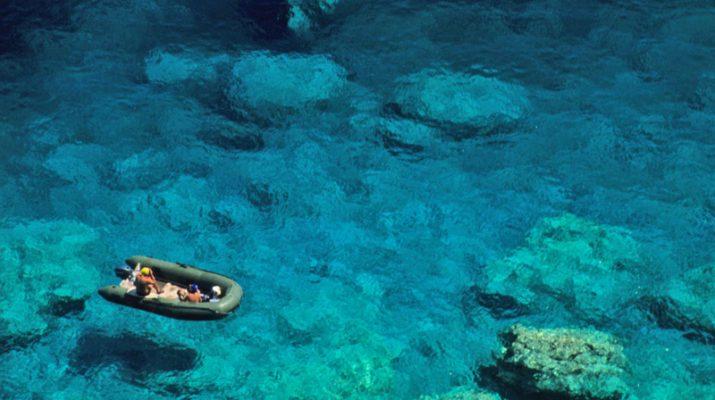 Foto Mare d'Italia: le aree marine protette