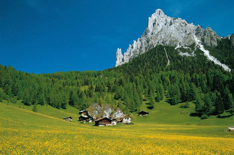 In Trentino, dove vive Madre Natura