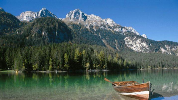 Foto In Trentino, dove vive Madre Natura