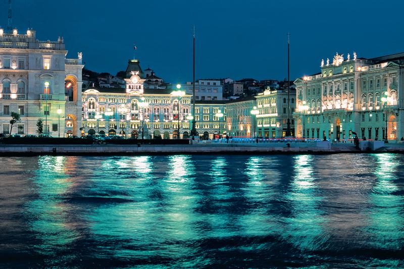 A Trieste il futuro è di casa