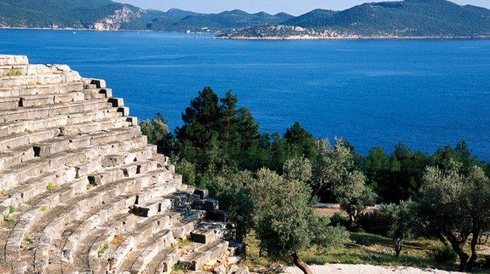 Foto Antalya, il fascino antico del Mediterraneo