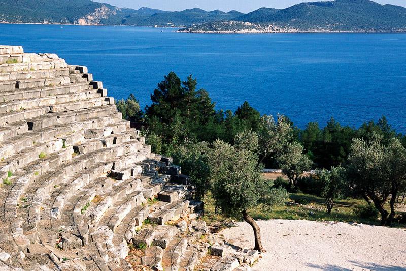 Antalya, il fascino antico del Mediterraneo