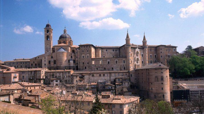 Foto Top10 Patrimonio Unesco Italia: il centro storico di Urbino