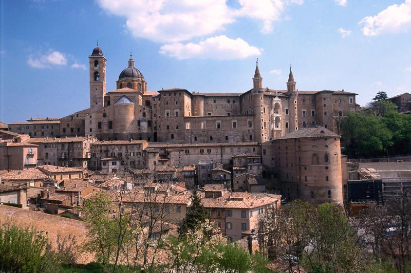 Top10 Patrimonio Unesco Italia: il centro storico di Urbino