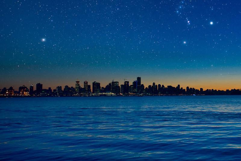 Arriva la notte di San Lorenzo, ecco dove le stelle sono più vicine