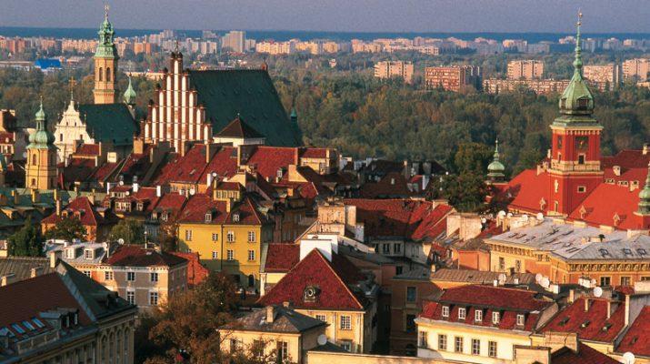 Foto Varsavia, sulla via romantica di Chopin