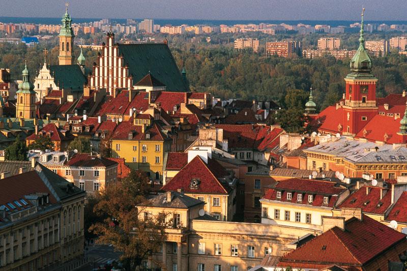 Varsavia, sulla via romantica di Chopin