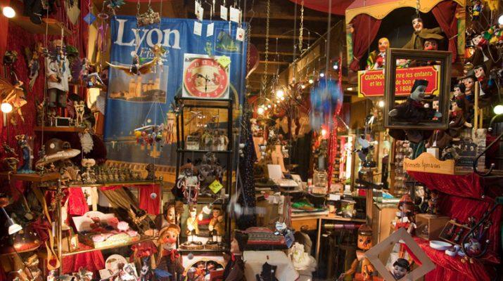 Foto Lione, lo shopping è lowcost