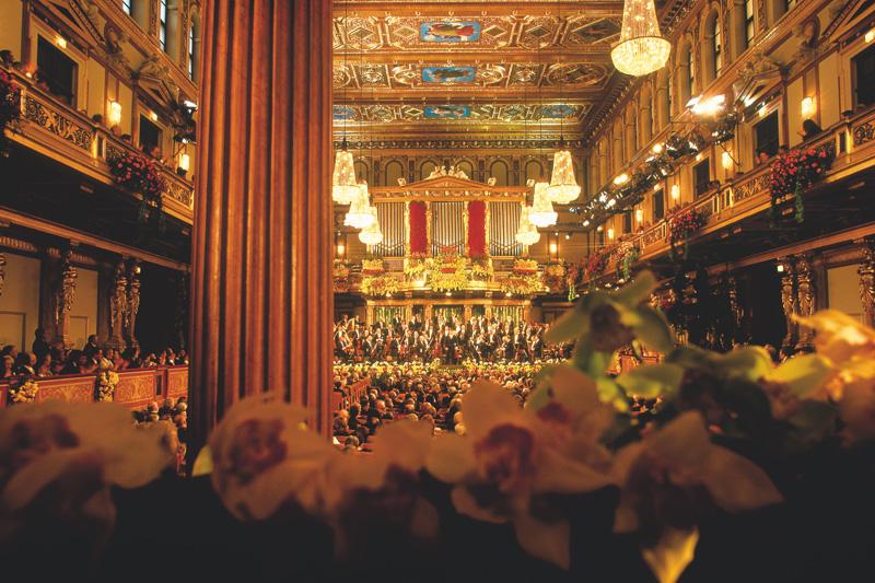 Capodanno a Vienna: oltre al concerto c'è di più