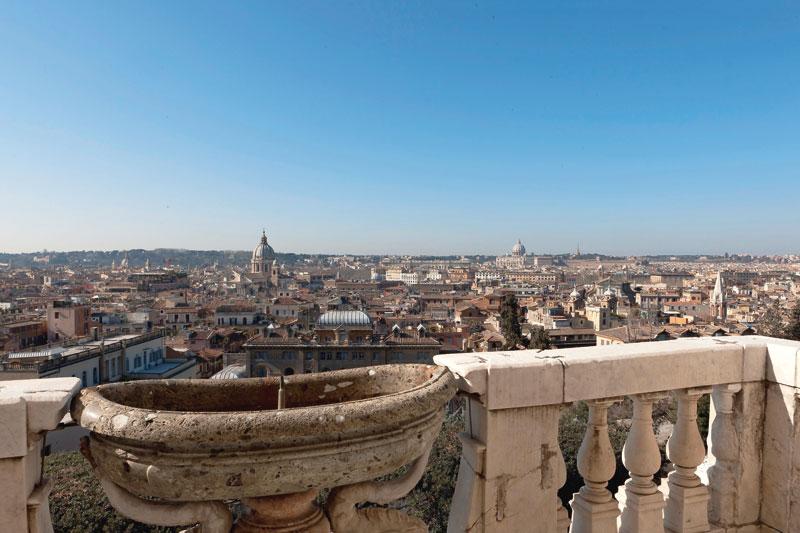 Roma, vacanza da film