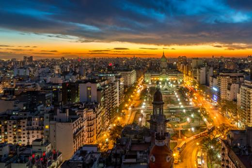 Foto Buenos Aires:  New York? A Sud