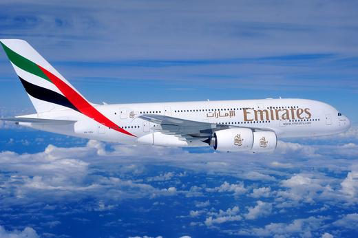 Emirates, un menu Made in Italy