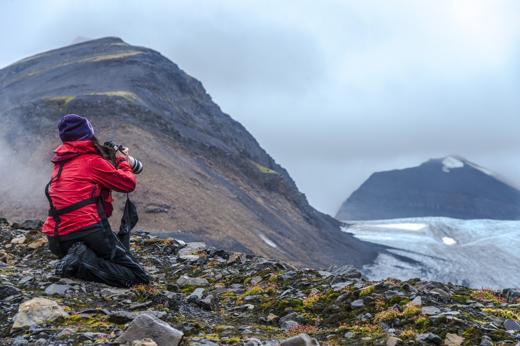 Inseguendo l'aurora boreale con il postale dei fiordi