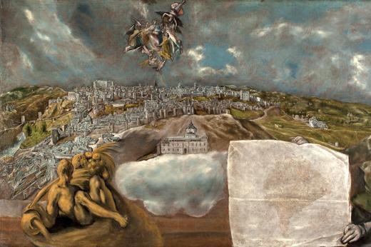 Toledo: l'anno di El Greco