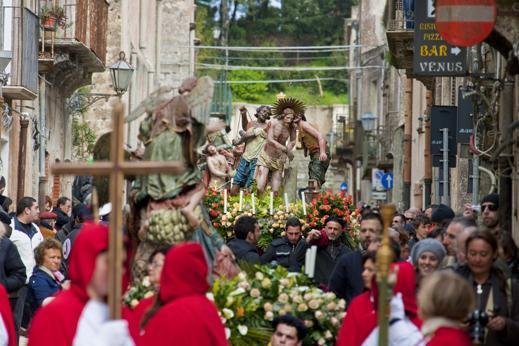 Foto Pasqua in Sicilia: le feste di una volta
