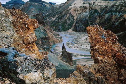 In Islanda, con Walter Mitty