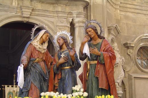 Pasqua in Sicilia: le feste di una volta