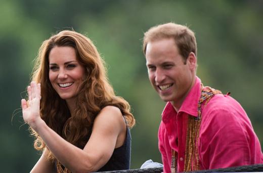 Foto Così si va nell'isola privata di William e Kate