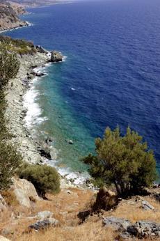 Lesbo: l'isola di Pasqua
