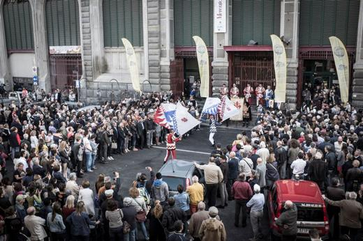 Firenze: apre il nuovo Mercato Centrale