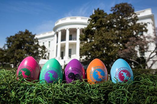 Foto Pasqua e caccia alle uova: gli eventi più divertenti