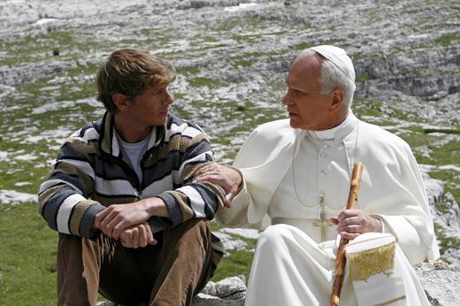 Foto Con papa Wojtyla, sulle cime dell'Adamello