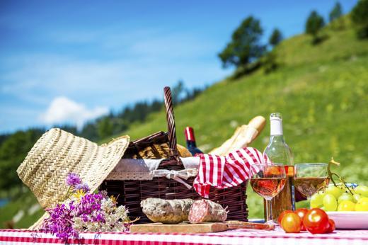 Country o stellato? Il miglior picnic di Pasquetta