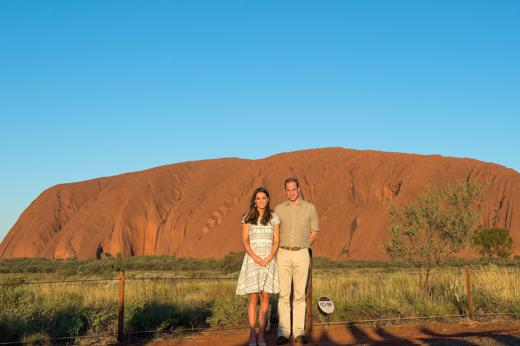 Foto Australia: il tour reale sulle orme di William, Kate e George