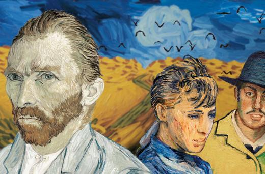 Foto Loving Vincent, il film dipinto