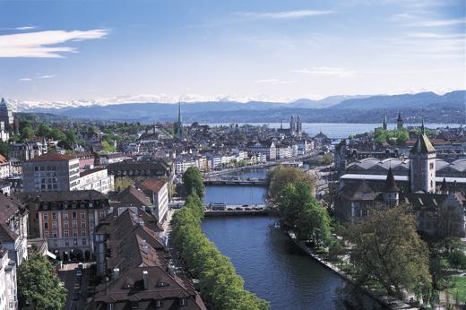 Zurigo, la città che non dorme