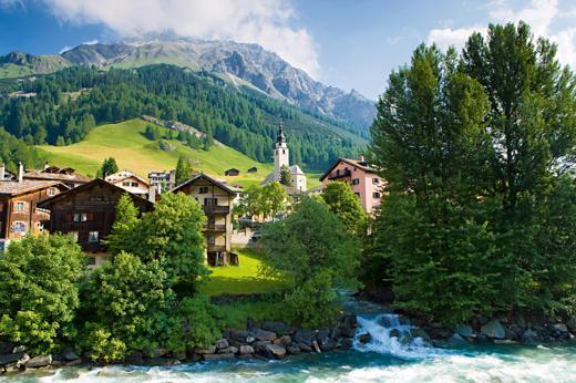 Parc Ela: cultura alpina e biodiversità