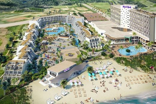 Foto Ibiza: apre il primo Hard Rock Hotel in Europa