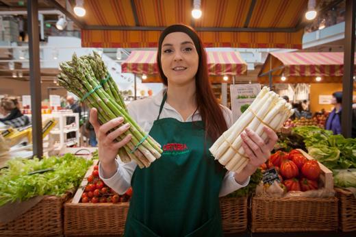 10 dritte per il mese degli asparagi