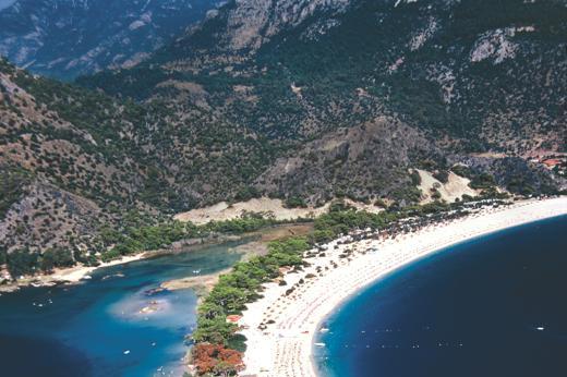 Vacanze a vela: la Turchia in caicco