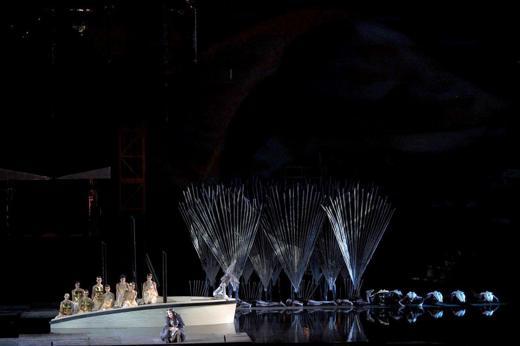 Arena di Verona: l'Aida del Centenario compie un anno
