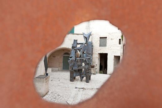 Matera, magia di  pietra
