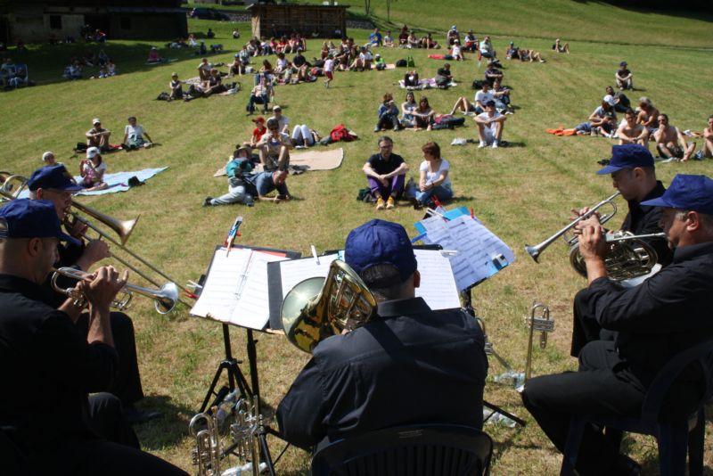Ottoni in altura: torna il Brass Festival