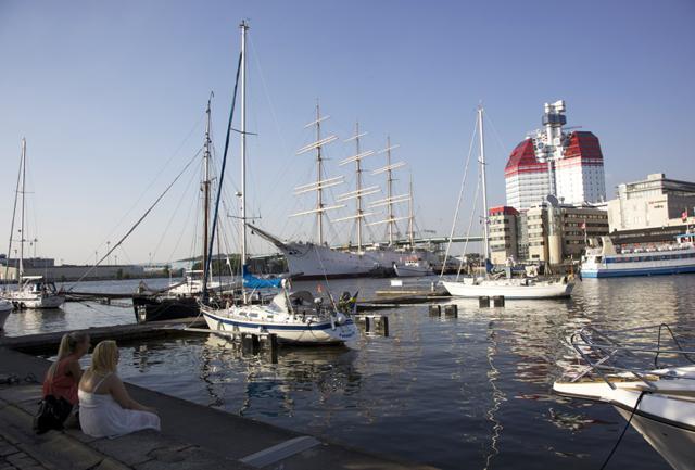 Göteborg: il safari dei gamberi