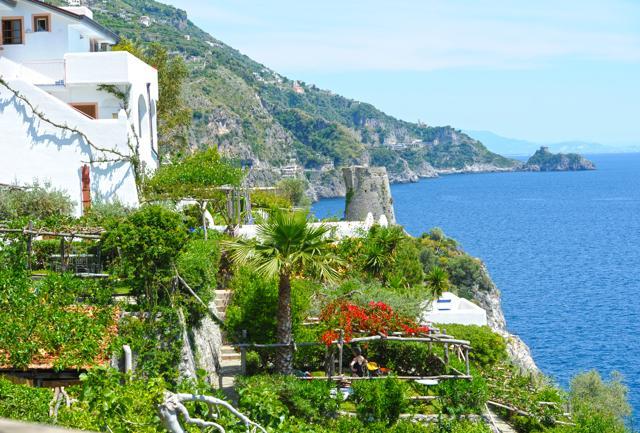 Costiera amalfitana il mito in 10 tappe gallery for Giardini terrazzati immagini