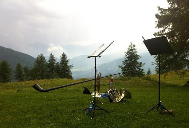 CHAMOISic: l'avanguardia musicale va in montagna