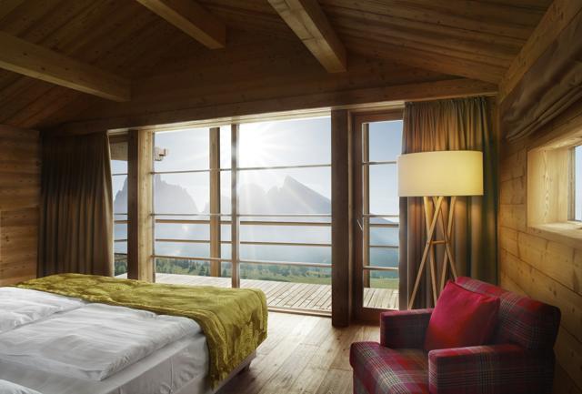 Notti sull'Alpe: all'Adler Mountain Lodge